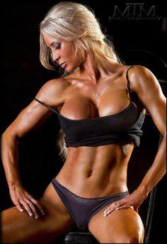 Ashton Taylor, Beautiful & perfect body shape with low fat desserts proteinmilkshakebar.com