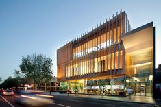 Surry Hills Library and Community Centre in Australia by FJMT - Francis-Jones Morehen Thorp