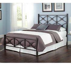Marlo Panel Bed