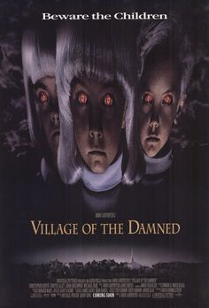 """Village Of The Damned "" (1995)"