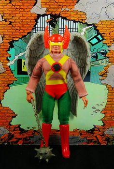 Custom Hawkman Mego
