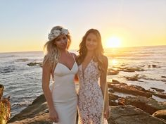 Brand New Styles available on-line and in-store!! www.miabellacouture.com #bride #weddingdress #beachwedding #sunset #bridal #miabellacouture #wedding #sunsetwedding