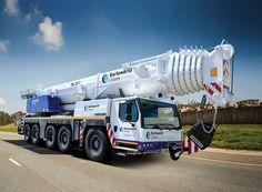 Barloworld Cranes #cranes #lifting #rigging #transport #heavy Crane, Transportation, Trucks, Vehicles, Truck, Car, Vehicle, Tools