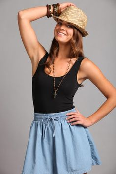 Shop stylish Womens, Mens, Kids, Baby clothes, accessories & more! Skater Skirt, Kids Outfits, High Waisted Skirt, Stylish, Skirts, Cotton, Stuff To Buy, Shopping, Clothes