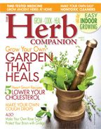 Herb Companion magazine is one of my favorites. I truly enjoy the tips, articles, and the beautiful covers. #HerbCompanion
