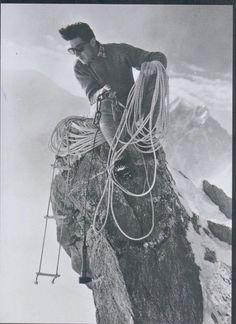alpinista - Walter Bonatti