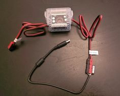 The Real Rich Hand: Power your laptop for your radio Go-Box