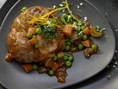 Ossobuco - mit geschmortem Gemüse - smarter - Kalorien: 441 Kcal - Zeit: 1 Std.  | eatsmarter.de