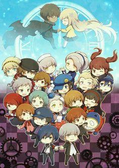 31 Best Persona 3 Images Persona Shin Megami Tensei Persona
