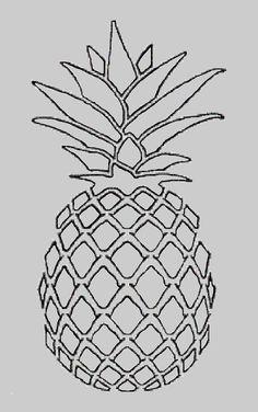 Fabulous Drawing On Creativity Ideas. Captivating Drawing On Creativity Ideas. Pineapple Drawing, Pineapple Tattoo, Pineapple Art, Pineapple Sketch, Pineapple Painting, Pineapple Template, Pineapple Clipart, Pencil Drawings Tumblr, Tumblr Art