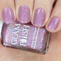 Glam Polish AS IF! | Totally Clueless Trio | Peachy Polish