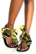 The Makubazi Khanga Sandals