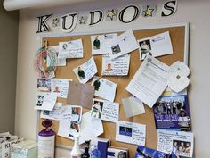 "Fear and sadness in the ICU are mitigated by companionate love, reflected in this ""kudos"" board for employees."