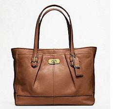 9934a5d83cdd Coach purse for work class Coach Tote