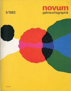 Novum Gebrauchsgraphik 1983