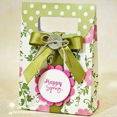 Happy Spring Bag | Shery K Designs