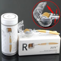 Item specifics     Condition:        New: A brand-new, unused, unopened, undamaged item (including handmade items). See the seller's    ... - #SkinCare https://lastreviews.net/health-beauty/skin-care/zgts-titanium-micro-192-needle-derma-skin-roller-meso-acne-scar-wrinkle-anti-age/