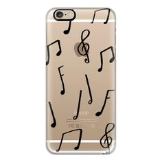 iPhone 6 Plus/6/5/5s/5c Case - Music Notes // Festival // Hand Painted... ($40) ❤ liked on Polyvore featuring accessories, tech accessories, iphone case, slim iphone case, iphone cover case, apple iphone cases and transparent iphone case
