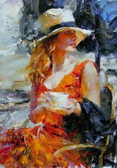 Artist: Angelica Privalihin