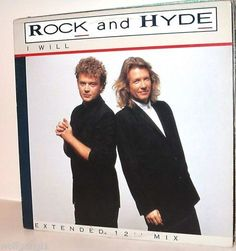 Rock And Hyde - I Will CANADA MINT-