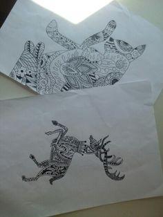 Hoi allemaal! Op mijn account plaats ik allemaal zelfgemaakte tekeningen en schilderijen. Mijn favoriete teken soort is sharpie art.