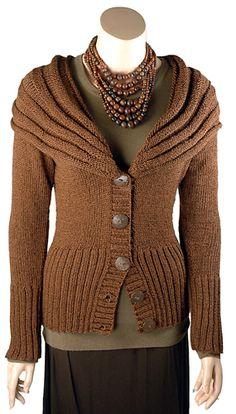 Sadie Cardigan Sweater Free Knitting Pattern and more cardigan sweater knitting patterns Sweater Knitting Patterns, Knit Patterns, Free Knitting, Cardigan Pattern, Gilet Crochet, Knit Crochet, Knit Jacket, Sweater Cardigan, Crochet Capas