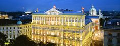 Hotel Imperial, a Luxury Collection Hotel, Vienna - Hotel Imperial - Exterior