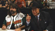 WWE's Jim Ross Believes Pro Wrestling Background Will Block Him From UFC - http://www.scifighting.com/wwes-jim-ross-ufc-ever-mix/
