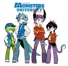 Disney & Pixar - Monsters University