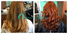 Full color/partial highlight/cut/style