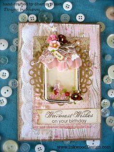 Birthday Jar Wishes by InkwoodDesigns on Etsy