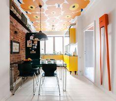 Смелый интерьер: 6 идей для идеального дома - 5