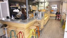 Bars zincs and co / Mobiliers en pin