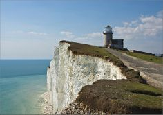 Belle Tout Lighthouse - Beachy Head/Eastbourne - East Sussex - England
