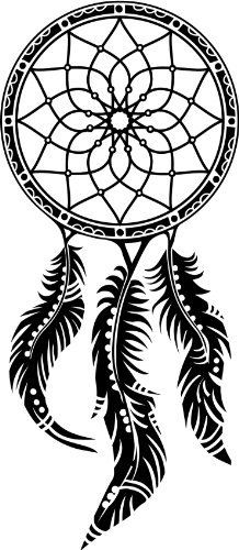 """I'm hoping his would fit on the hydro flask!!!  Dreamcatcher Native American Car Bumper Sticker Decal 3""""x 6"""","""
