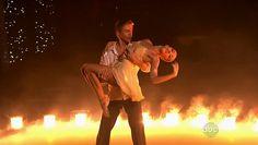 Derek Hough & special guest dancer, Brilynn Rakes  -  Dancing With the Stars  -  season 16  -  spring 2013