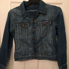 Kids Gap denim jacket Denim jacket. Kids. XXL. Like new condition. GAP Jackets & Coats Jean Jackets