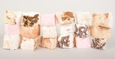 Play With Your Food: These all-natural artisan marshmallows from 240sweet satisfied our sweet tooth! #sugarhigh #KDfinds