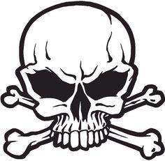 pirate clip art free printable illustration of pirate skull rh pinterest com clipart skull and crossbones pirate clipart skull and crossbones pirate