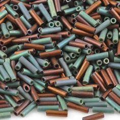 Seed Beads - 6mm Bugle - 2031 - Miyuki Beads - Tamara Scott Designs