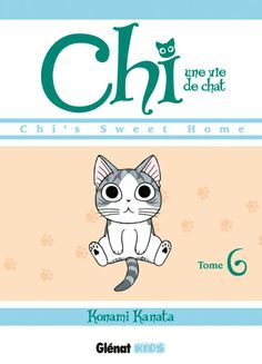 CHI'S SWEET HOME 6 © 2004 Konami Kanata / Kodansha Ltd.