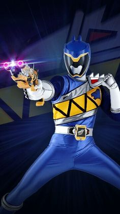 Koda from power rangers dino charge, coming 2015.