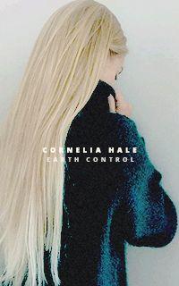 "W.I.T.C.H. Aesthetic : ""Cornelia Hale """