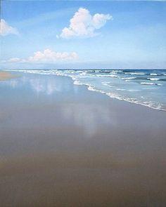 Image result for impressionist rocks along seascape oil painting
