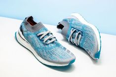 cc78ca9f7 DEAL Inexpensive Adidas Ultra Boost Uncaged X Kolor Blue Metallic Shoes  Clearance