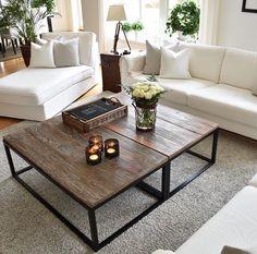 Beige Living Rooms, Cottage Living Rooms, Living Room Carpet, New Living Room, Living Room Decor, Home Garden Design, Home Interior Design, Piece A Vivre, Living Room Remodel