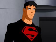 Young Justice. Superboy aka Connor Kent