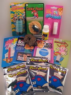 TEASE YOUR BROTHER PRANK KIT...... A prank kit loaded with everything you'll need to tease your brother! www.theonestopfunshop.com
