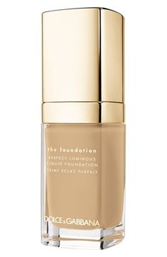 Dolce&Gabbana Beauty Perfect Luminous Liquid Foundation   Nordstrom