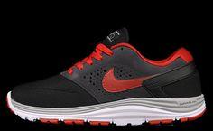 Nike SB Lunar Rod Black/University Red